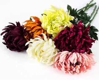 Chrysantheme Kunstblumen Deko