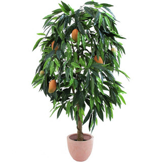 Künstlicher Mangobaum Kunstbaum