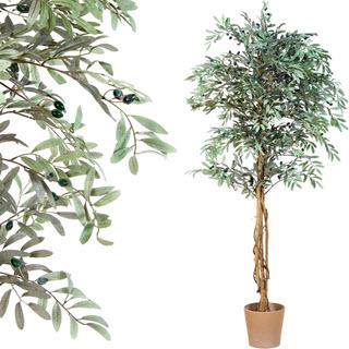 künstlicher Olivenbaum