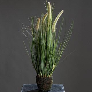 Schilfgras Kunstpflanze